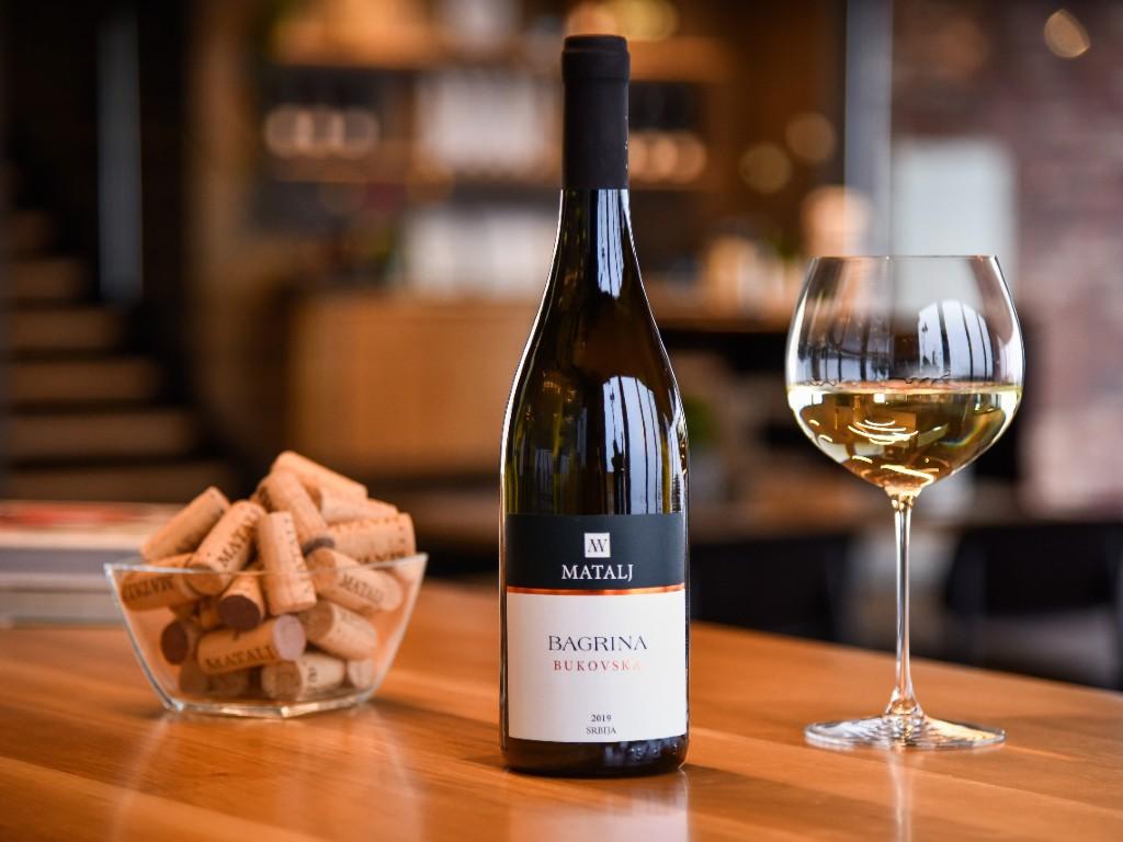 Bagrina Bukovska vinarije Matalj - Jedinstveno bijelo vino koje čuva autohtonu sortu od izumiranja