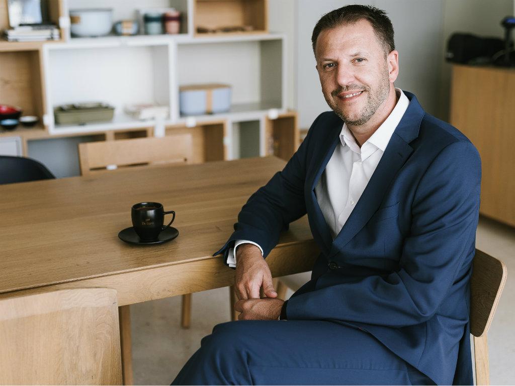 Mate Štetić, generalni direktor Strateškog poslovnog područja Kafa, Atlantic Grupe - Posvećeni smo razvoju naših brendova i poslovne prakse