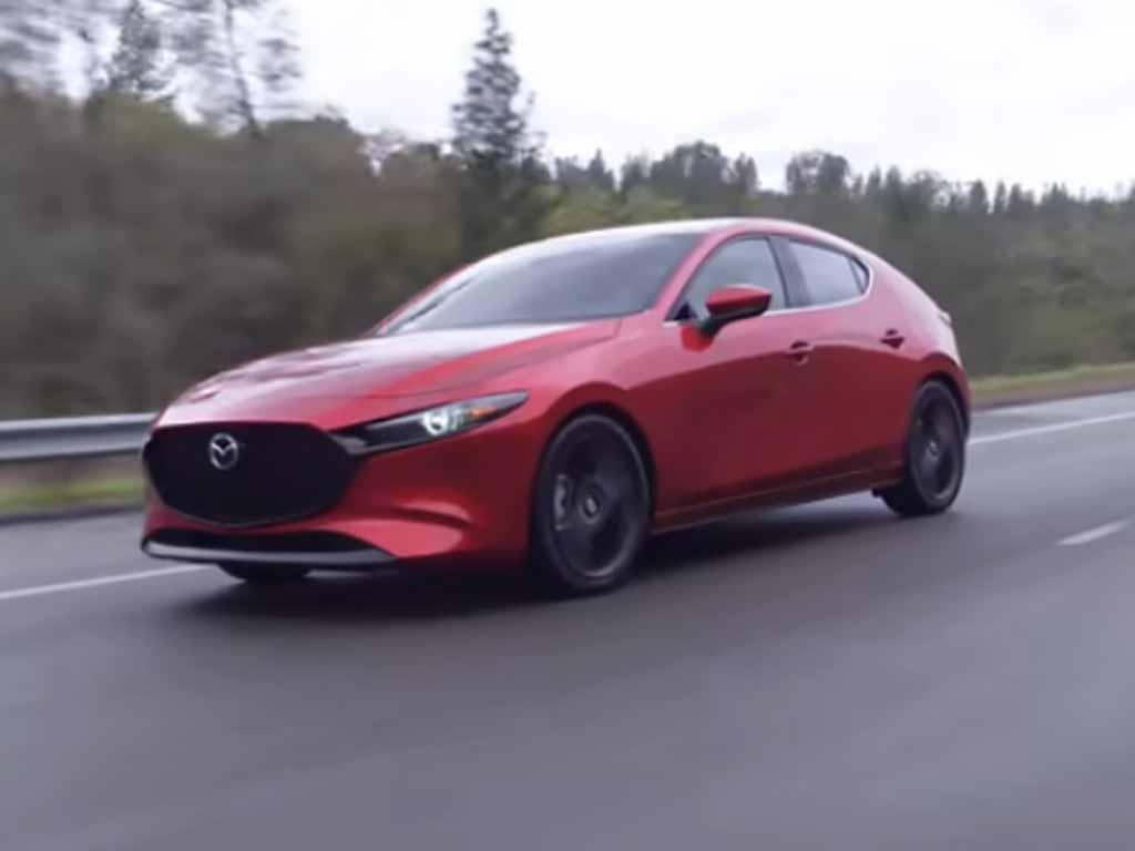 Mazda 3 automobil godine u BiH