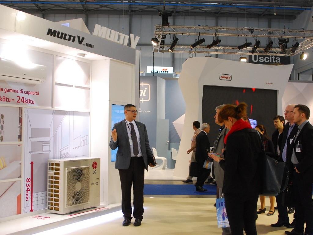 Najsavremenija LG energetska rješenja na MCE sajmu u Milanu