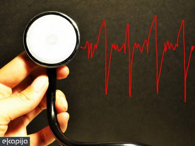 EKG preko smartfona - Proverite otkucaje srca putem aplikacije na mobilnom