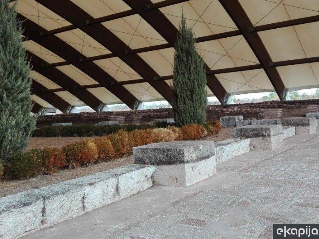 Carske terme na arheološkom nalazištu Medijana kod Niša biće otvorene za javnost na proleće 2020. godine