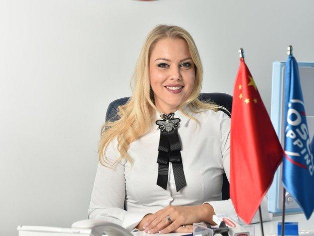 Meliha Mujezinović, direktorica predstavništva COSCO BiH - U 2019. želimo uspostaviti redovne brodske veze do Luke Ploče