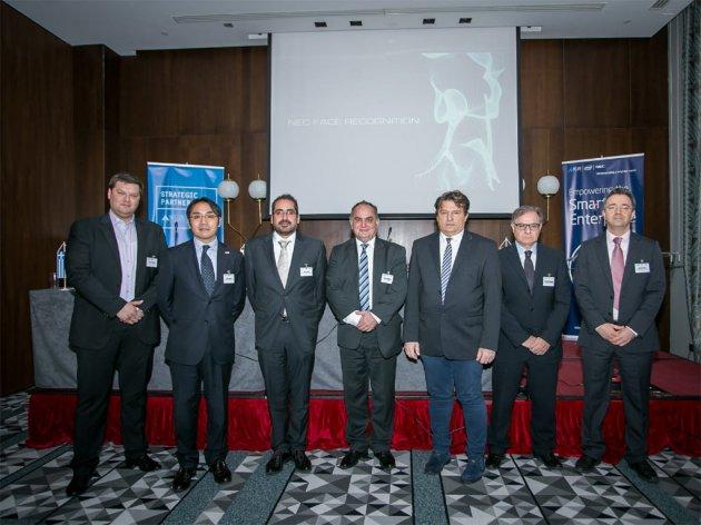 Dragan Trifunović, Yoshifumi Kanno, Kostas Solomou, Stefanos Karapetsis, Branko Bugarski, Charalampos Kounalakis, Vakis Chimonides