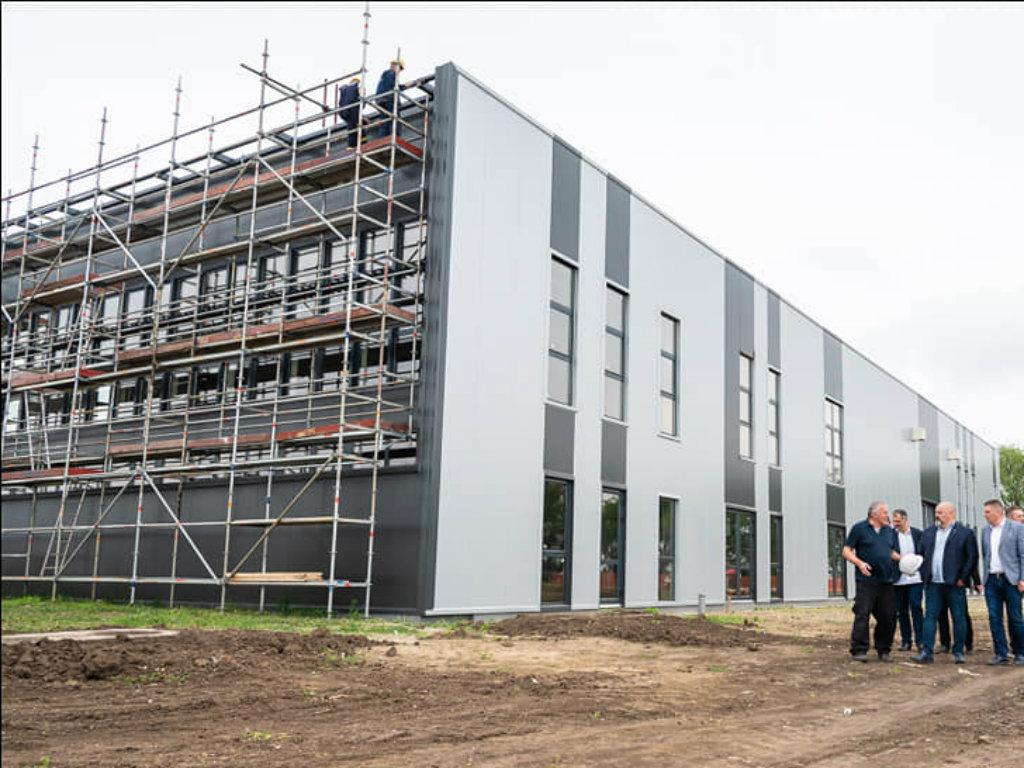 Mera iz Zrenjanina gradi halu i upravnu zgradu u industrijskoj zoni Jugoistok