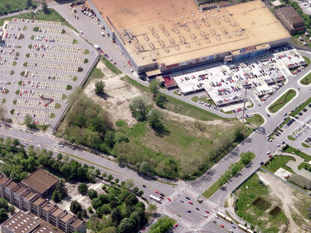 Mercator S selling parcel in New Belgrade – Real estate next to Airport City worth EUR 10.5 million