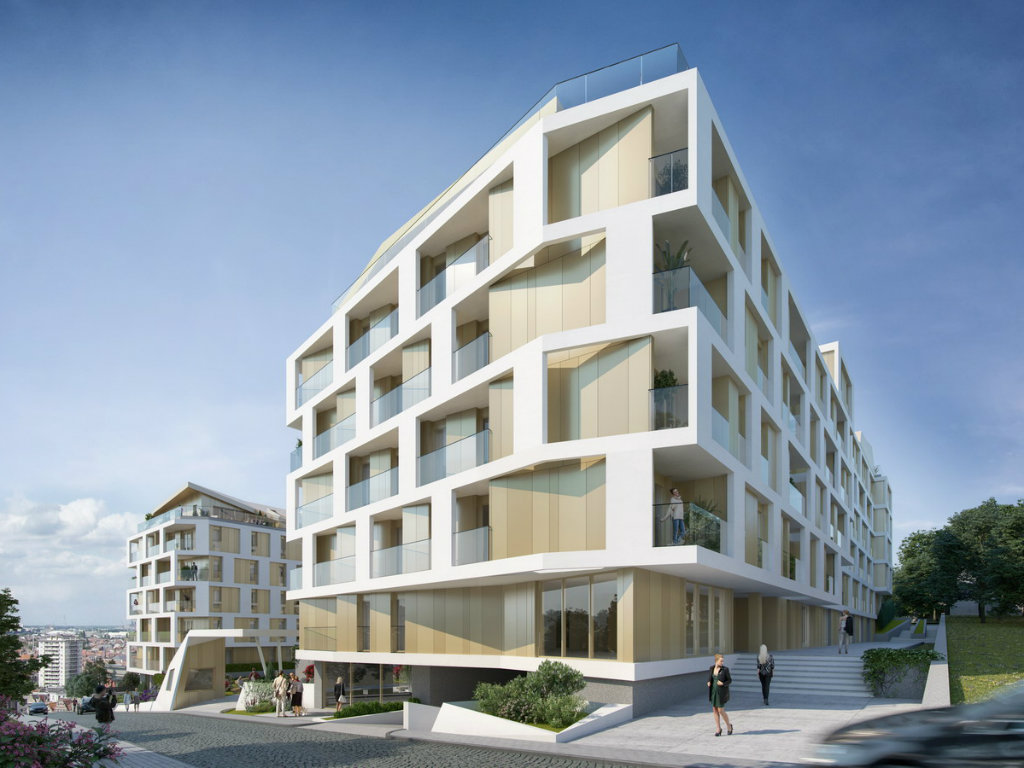 Baubeginn für luxuriöse Wohnanlage Merin Hill in Vozdovac