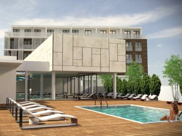 Položen kamen temeljac za novi hotel Specijalne bolnice Merkur u Vrnjačkoj Banji - U Merkur Palace biće uloženo 4 mil EUR