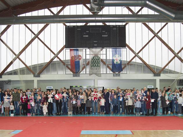 U 2019. svakoj bebi u Gornjem Milanovcu 10.000 i dečji set