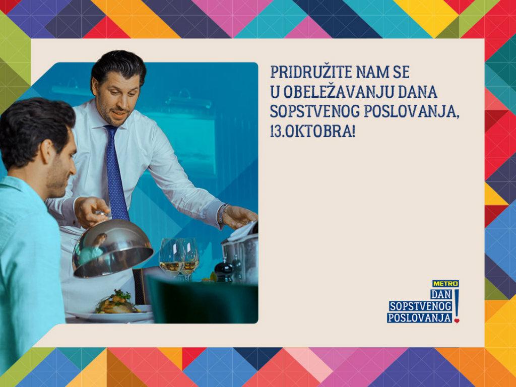 METRO podrška preduzetnicima - Dan sopstvenog poslovanja 2020. u znaku osnaživanja digitalizacije malih biznisa