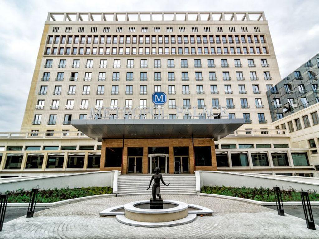 """Otvorena izložba """"Istorija od pet zvezdica"""" - Da li će hotel """"Metropol"""" ponovo biti metropola?"""