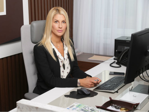 Mia Zecevic, CEO of Novaston