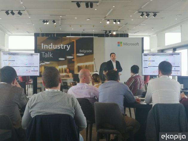 Sa skupa Microsoft Retail and FMCG Industry Talk