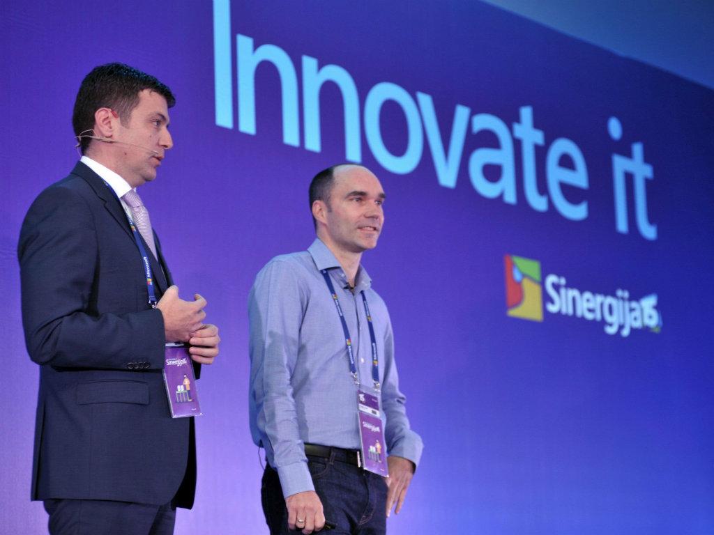 Razgovor sa čelnim ljudima kompanije Microsoft u Srbiji - Željko Vujinović i Dragan Tomić o četvrtoj industrijskoj revoluciji