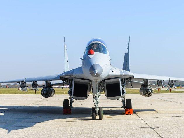 Počela poslednja faza modernizacije aviona MiG-29