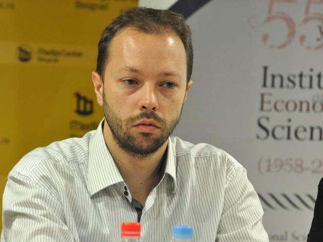 Mihajlo Đukić, istraživač-saradnik Instituta ekonomskih nauka - Pozicija društvenih nauka u Srbiji