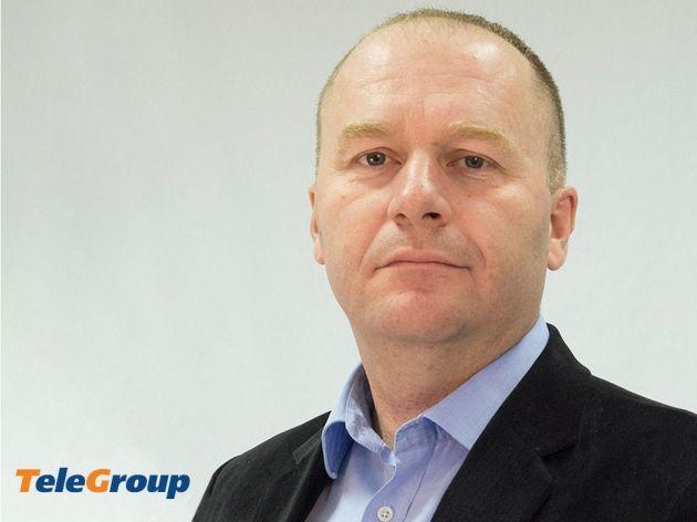 Milan Miodragović, direktor ICT operacija u kompaniji TeleGroup - Tradicija i iskustvo obavezuju nas da ostanemo nosilac tehnološkog razvoja