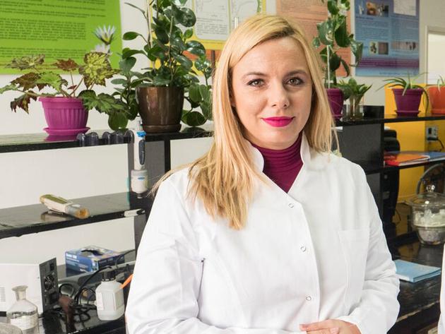 Milica Sentić, naučnica na Institutu za hemiju, tehnologiju i metalurgiju - Borac za zdravu vodu