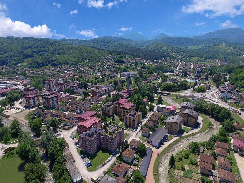 Izgradnja administrativnog centra Opštine Milići