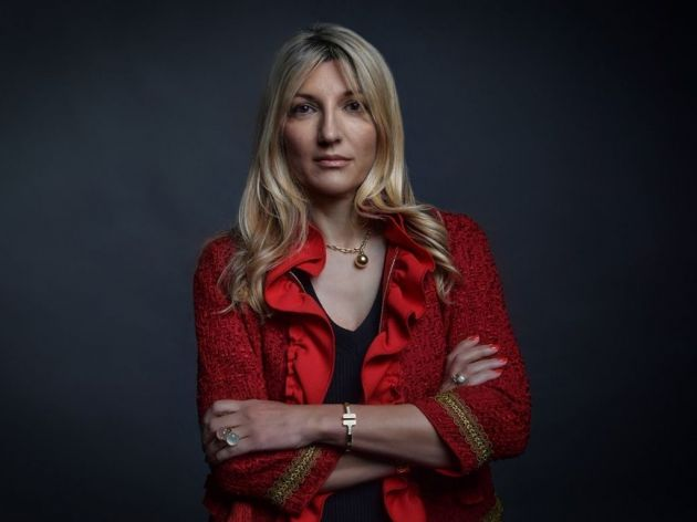 Milka Vojvodić, CEO Delta Holdinga - Biografija