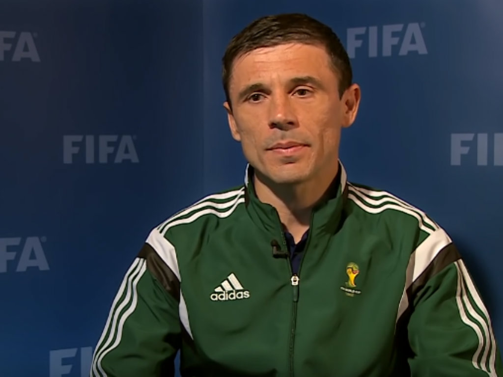 Milorad Mazic to referee UEFA Champions League Final
