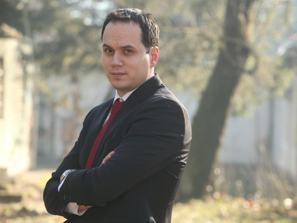 Miloš Grujić, direktor Penzijskog rezervnog fonda RS - Želim da svaki dan budem malo bolji nego juče