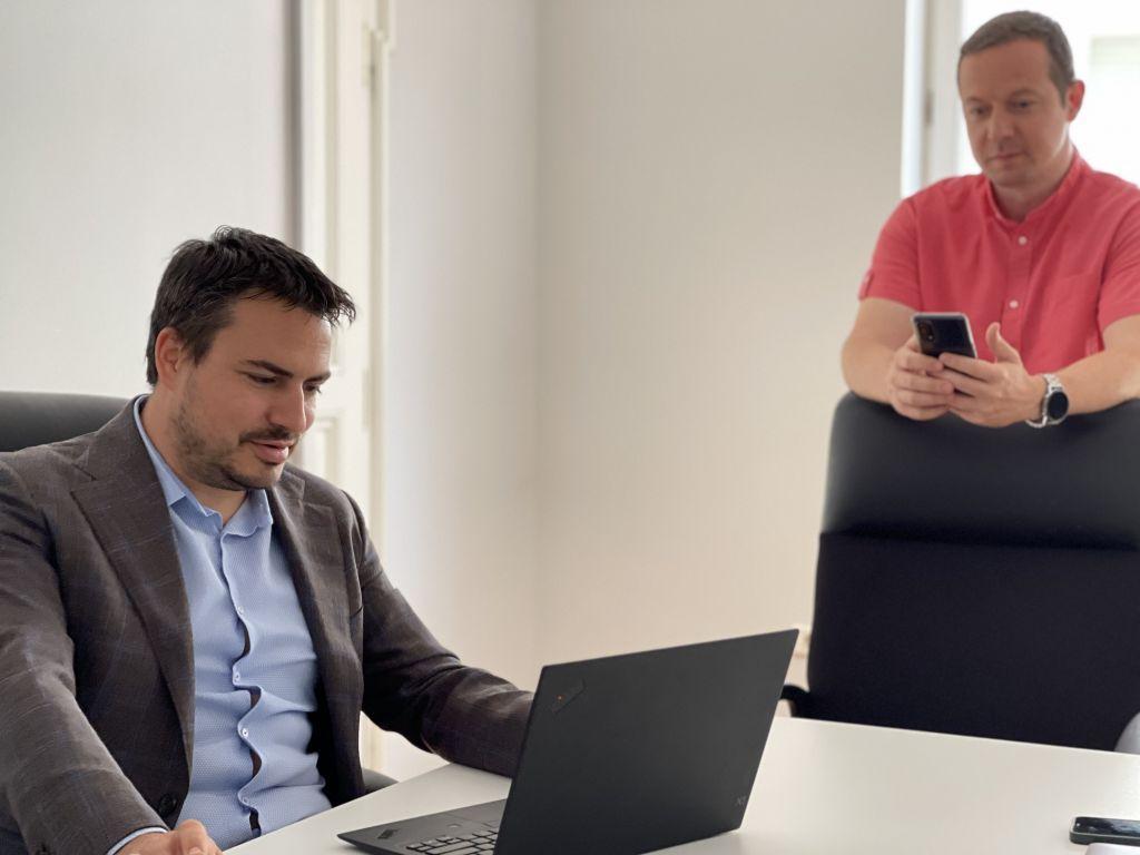 Miloš Milovanović, COO i suosnivač kompanije Blinking - Napravili smo proizvod koji smo i sami hteli da koristimo, plan je da postanemo važan igrač na tržištu Evrope
