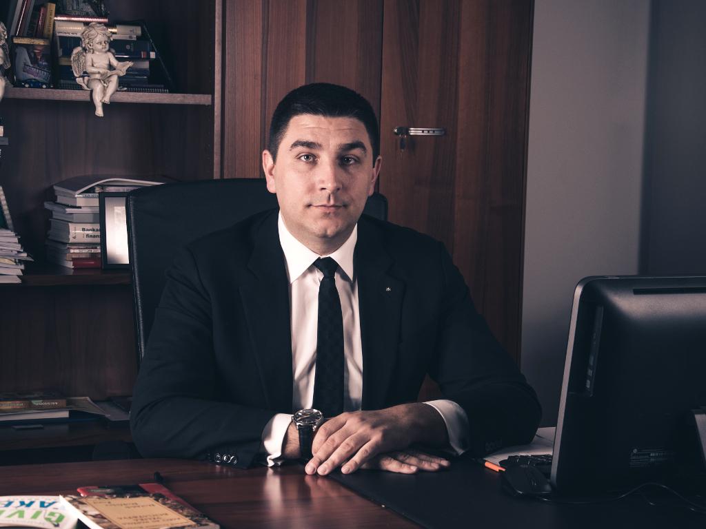 Miloš Stevanović, vlasnik kompanije Standard Group - Patriotizam je plaćanje poreza