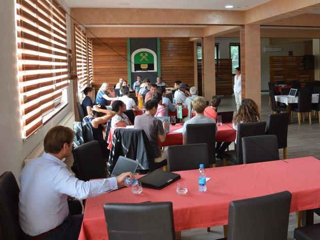 Tehnološkim inovacijama do efikasnije eksploatacije rude - U rudniku Gross održana godišnja konferencija projekta IMP@CT
