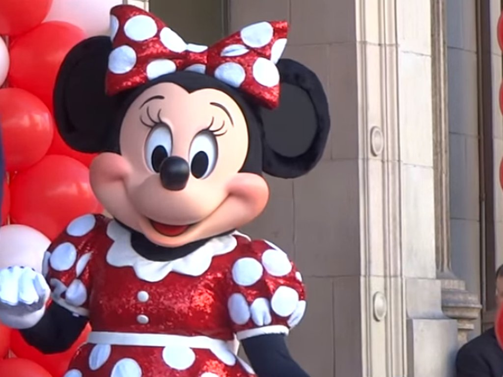 Minnie Mouse gets Hollywood Walk of Fame star after 90 years
