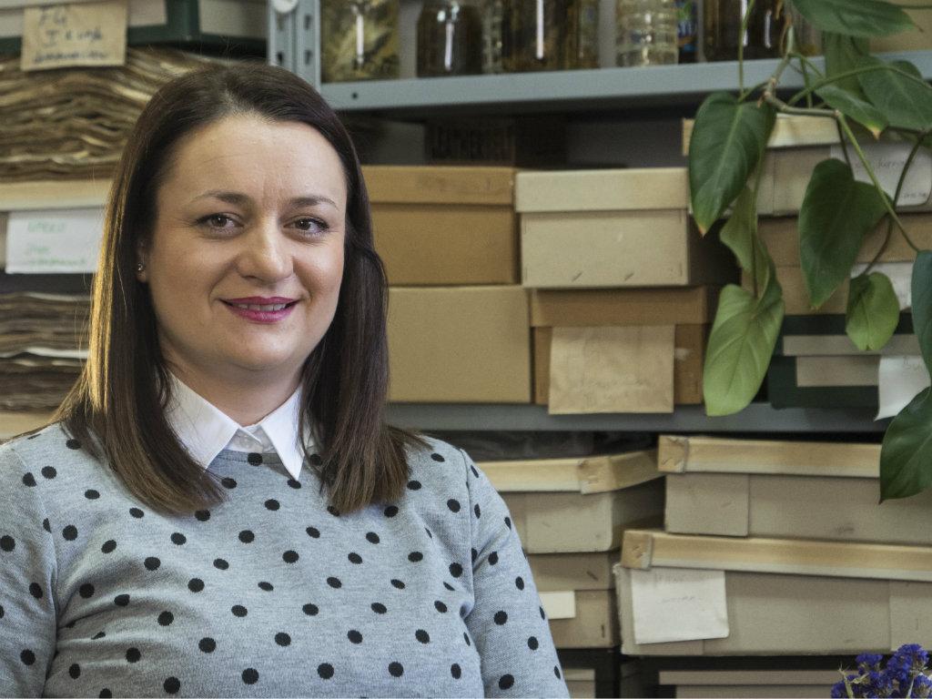 Mirjana Ćuk, botaničarka - Nikada nisam bila opterećena velikim snovima