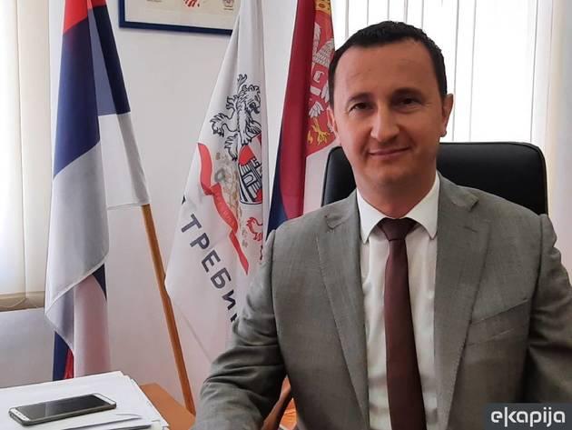 Mirko Ćurić, gradonačelnik Trebinja - Novim planom investicija predviđeni projekti vrijedni više od 100 mil KM