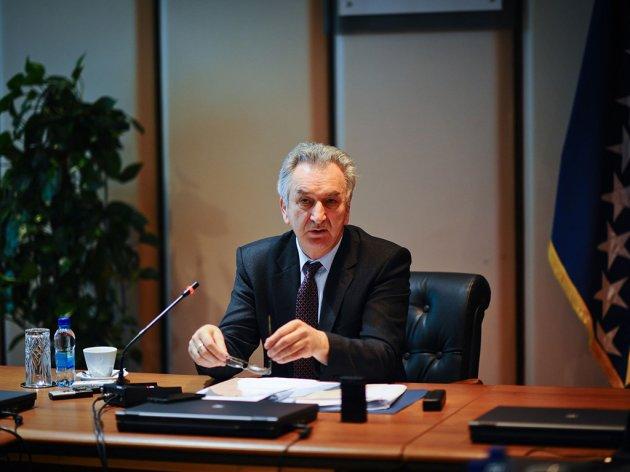 Mirko Šarović, ministar vanjske trgovine i ekonomskih odnosa BiH - Naša šansa je u izvozu proizvoda visokog standarda