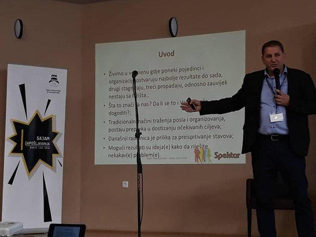 Miroslav Vukajlović, direktor Agencije Spektar - Očekivati možete onoliko koliko nudite na tržištu rada