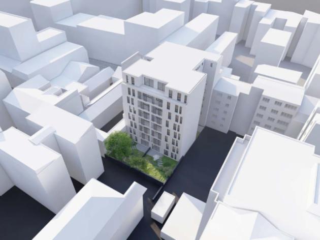 Na Vračaru u planu zgrada sa 24 stana sa baštama, grejanim krovom i podzemnom garažom na dva nivoa sa mehanizmima za parkiranje (FOTO)