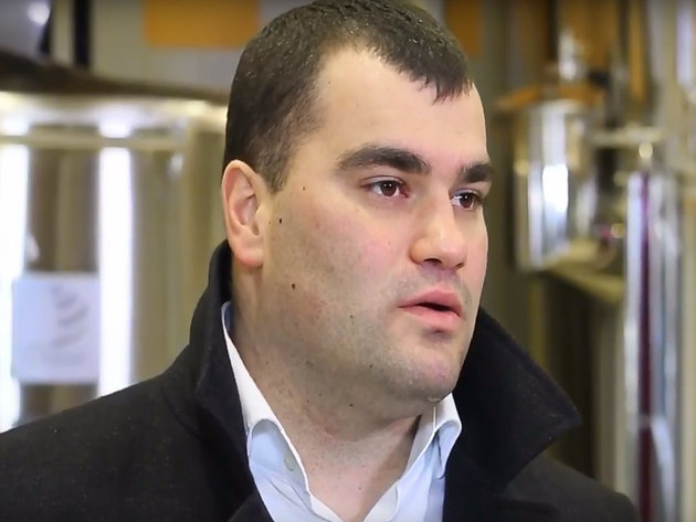 Mitar Deurić, vlasnik vinarije Deurić - Probus će biti princ Fruške gore