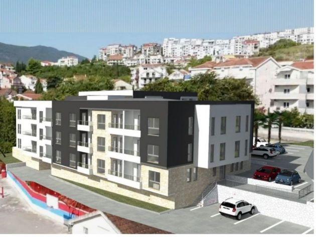 Na blizu 4.000 m2 u Igalu gradiće se objekat mješovite namjene se 53 stana i poslovnim prostorom (FOTO)