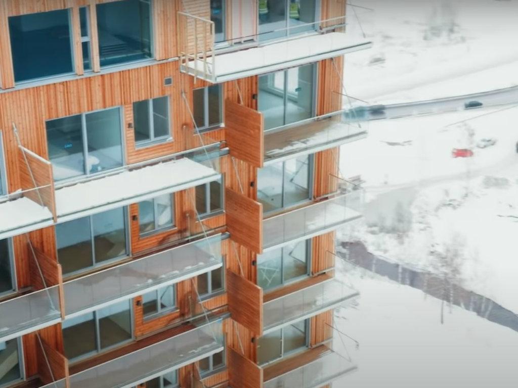Najviša drvena zgrada na svijetu nalazi se u Norveškoj (VIDEO)