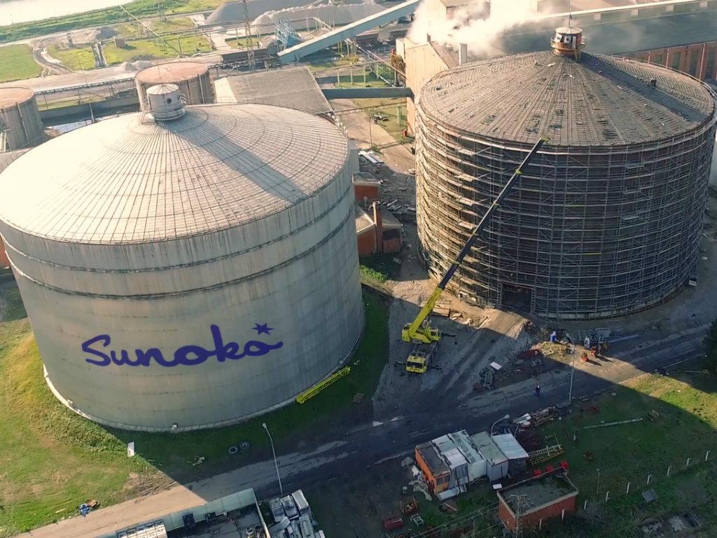 MK Grupa u Vrbasu gradi elektranu na biomasu