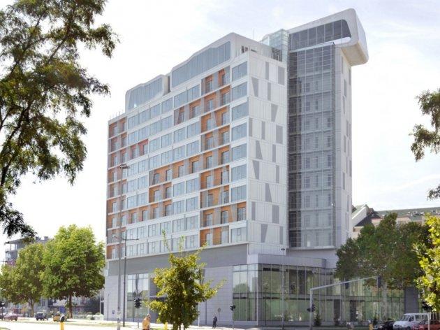 MK Group eröffnet Hotel in Novi Sad im ersten Halbjahr 2017 - 144 Zimmer, Tagungszentrum, Spa