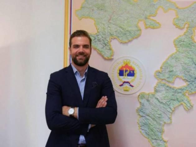 Mladen Filipović, šef Predstavništva RS u Austriji - I u 2021. nastavljamo angažman na unapređenju privredne saradnje