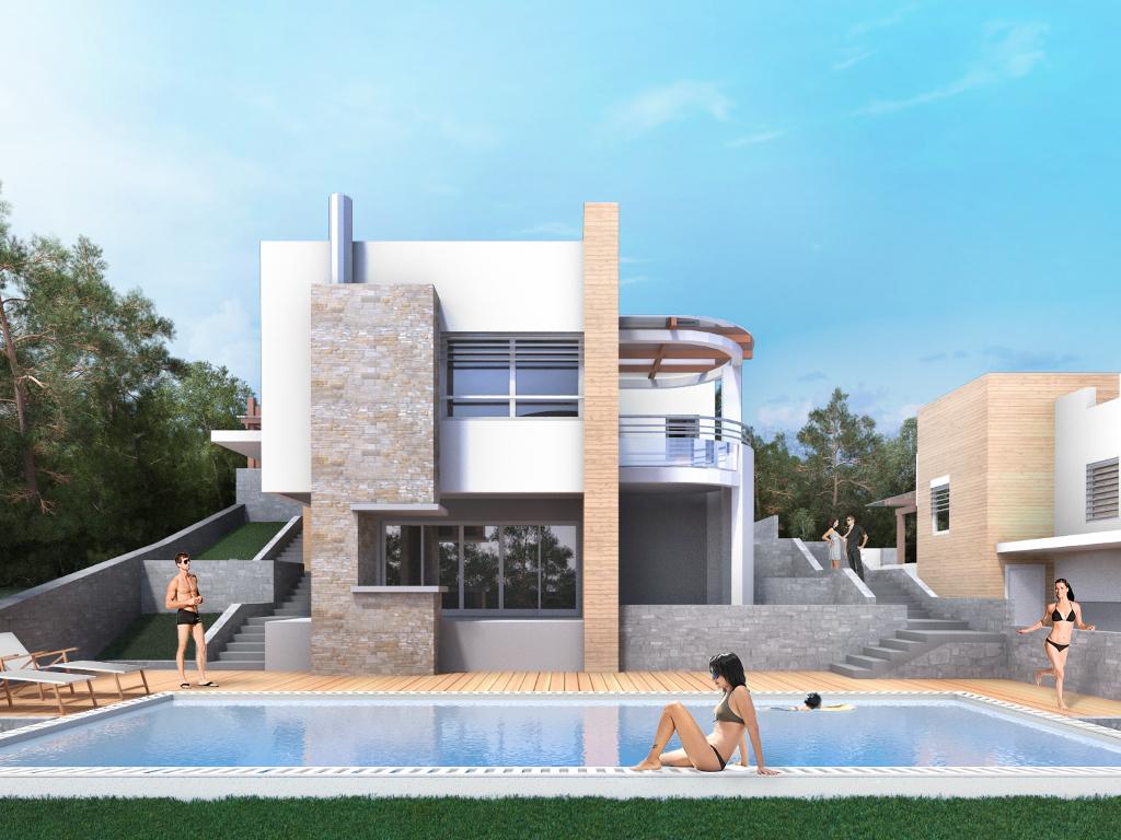Moderne betonske kuće na kredit uskoro i u Srbiji - Banjalučka firma Grad Projekt Studio osmislila novi sistem poluprefabrikovane gradnje (FOTO)