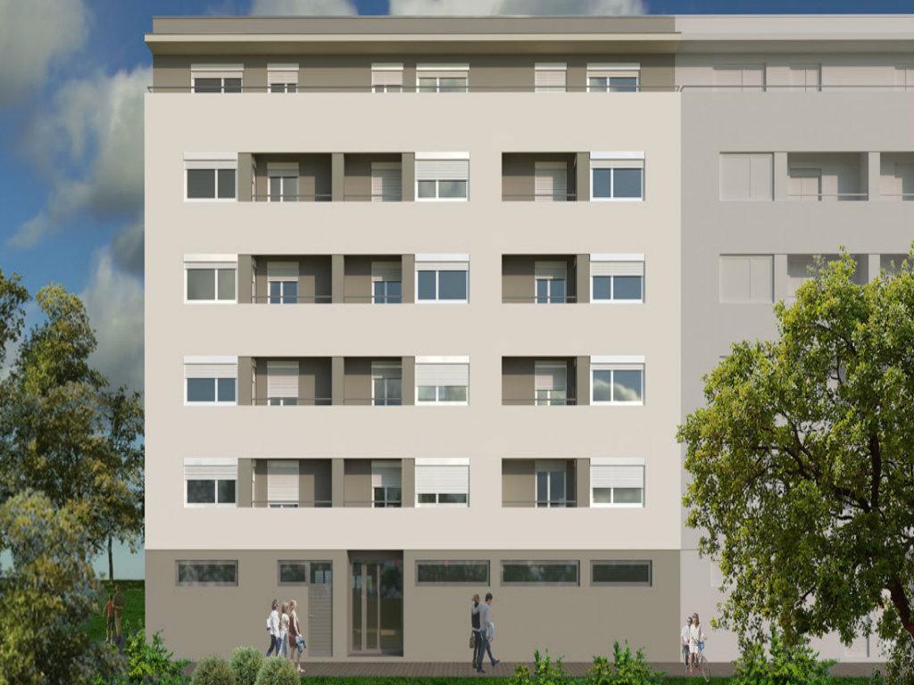 """Uskoro niče druga zgrada u kompleksu socijalnog stanovanja u Novom Sadu - Zaključen ugovor za izgradnju """"lamele 5"""""""