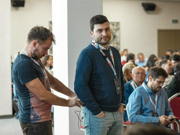 Momir Đekić, Chief Disruption Officer TeleGroup Innovation - Inovacija je mera održivosti biznisa u digitalnoj ekonomiji