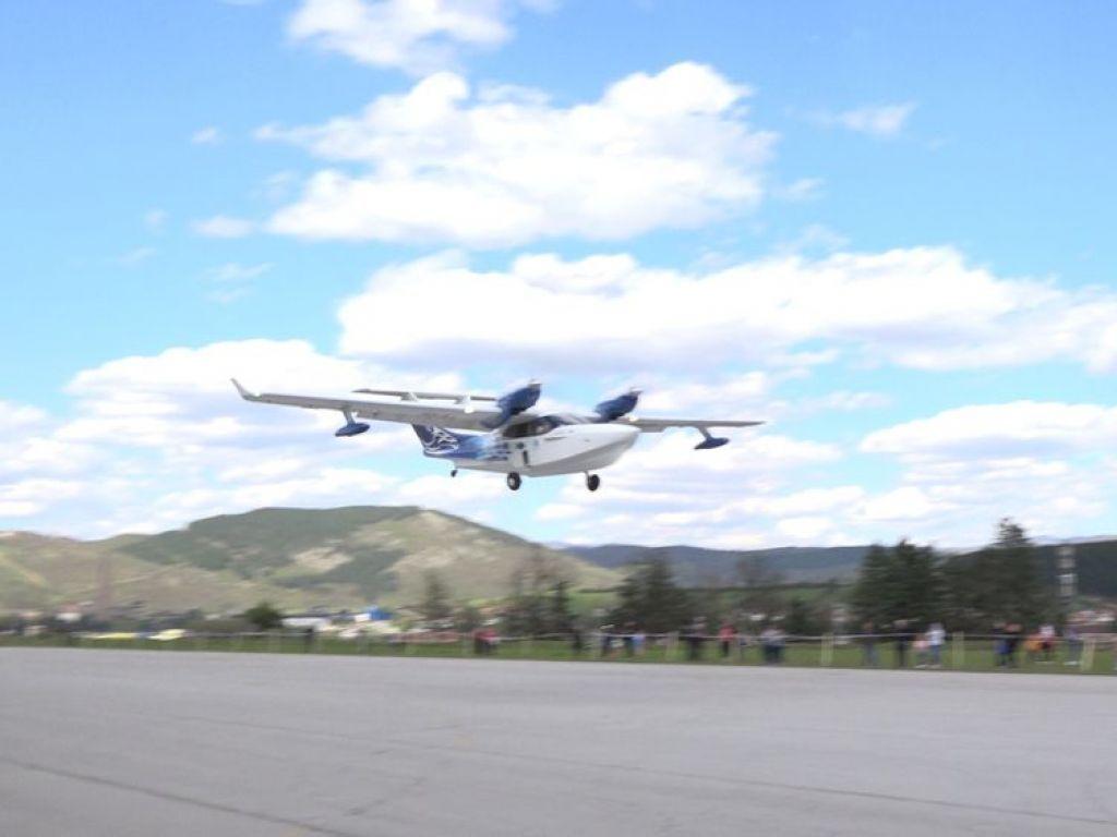 Međunarodna Hidro avio regata Montadria 2021 - Avioni ponovo u Beranama (FOTO)