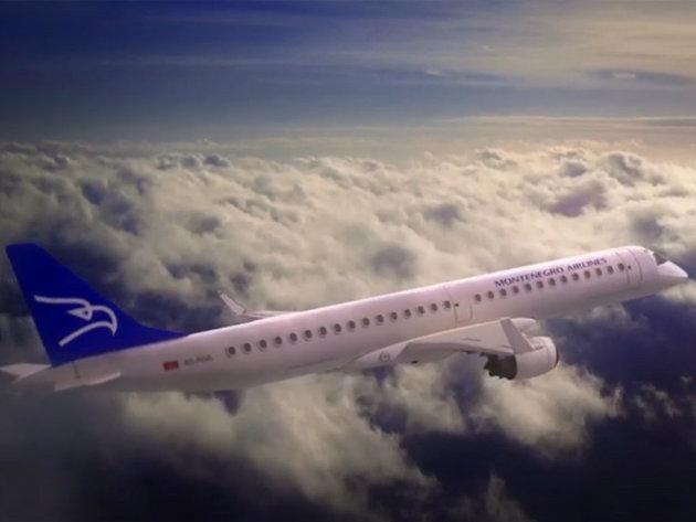 Montenegro Airlines prve komercijalne letove očekuje u junu, ka zemljama regiona