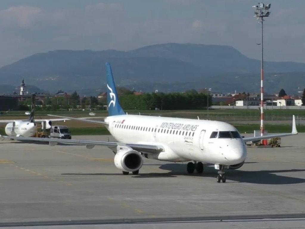 Avionima Montenegro Airlinesa zabranjeno sletanje na beogradski aerodrom