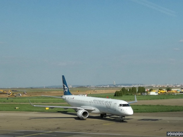 SMATSA od Montenegro Airlinesa potražuje oko 6,5 mil EUR