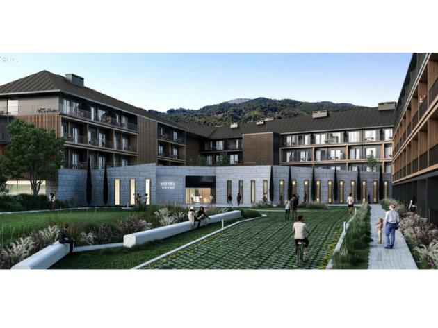 Montis Mountain Resort biće najveći hotel sa pet zvjezdica u Kolašinu - Luksuzni kompleks imaće spa na više od 1200 m2 i multifunkcionalni event centar za 400 gostiju
