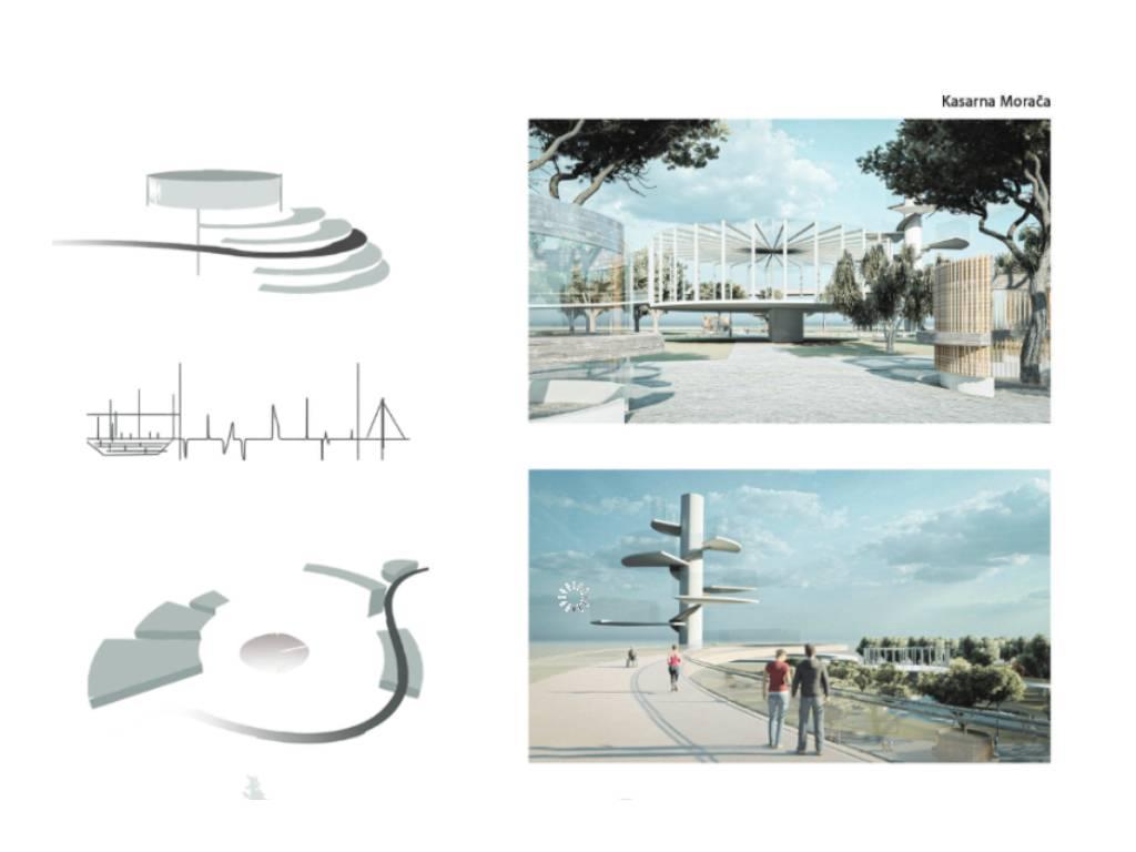 Studenti arhitekture predstavili mogućnosti revitalizacije prostora nekadašnje kasarne Morača